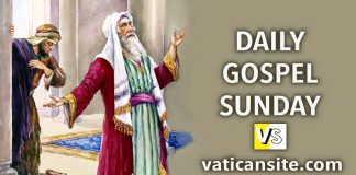 Gospel Saint Luke 18:9-14. CATHOLIC