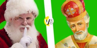 "Santa or St Nicholas? Discover the truth about ""the great imposter"""