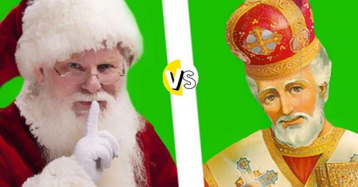 Santa or St Nicholas? Discover the truth about